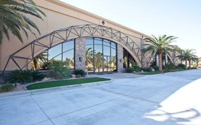 Mckinney Commercial Glass Glazing And Installation Projects Arizona