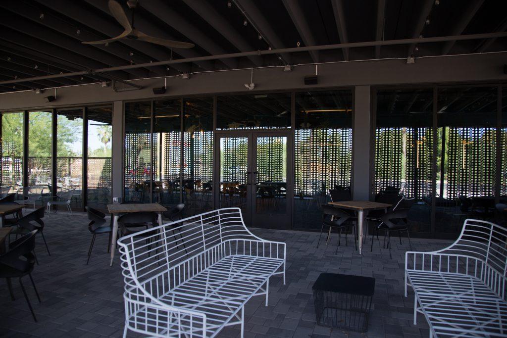 Angels Ale House Project By Mckinney Glass In Phoenix Az